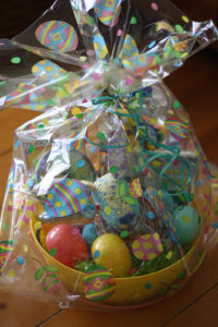 Easter basket raffle stmaryslakeport selling tickets to raffle off easter baskets raise funds to present holiday gifts for nursing home and lake family resource center residents negle Images